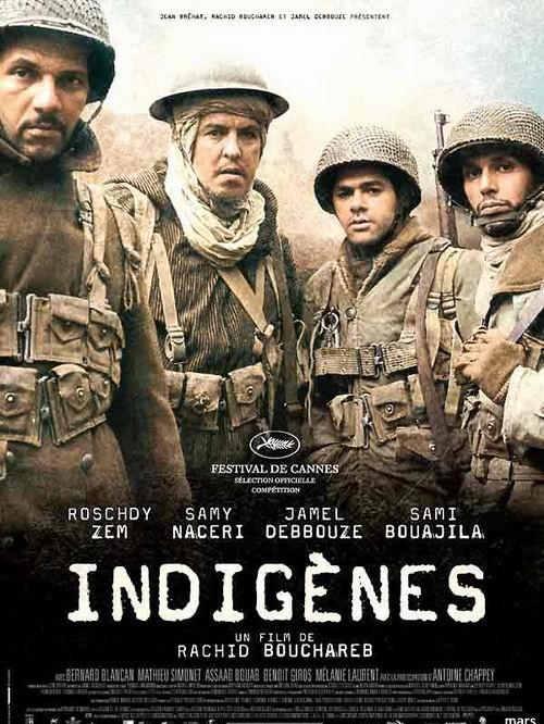 الفيلم الجزائري ** بلديون ** Indigenes ** للمخرج رشيد بوشارب indigenes.jpg